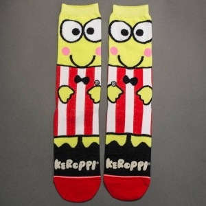 Stance x Hello Kitty Women Keroppi Socks (green)