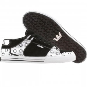 Supra Vulk Low (chrome burst)