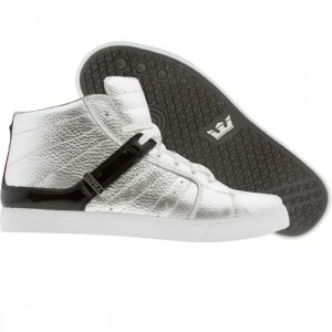 Supra Indy NS (silver / black / white)