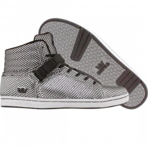 Supra Suprano High (chrome mesh)