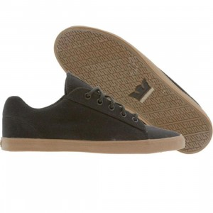 Supra Assault NS (black canvas / gum)