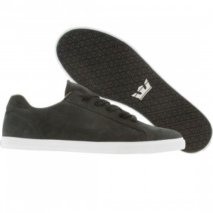 Supra Assault NS (black fullgrain / tan pigskiin)