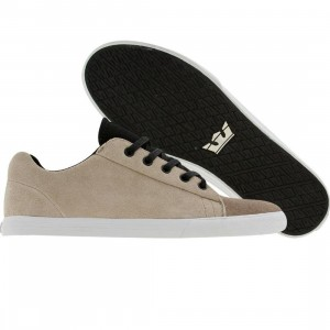 Supra Assault NS (2 tone suede / khaki / light khaki)