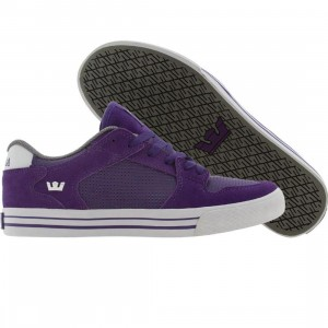 Supra Vaider Low (purple / white)