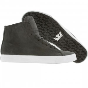 Supra Thunder Hightop (black fullgrain / tan pigskin)