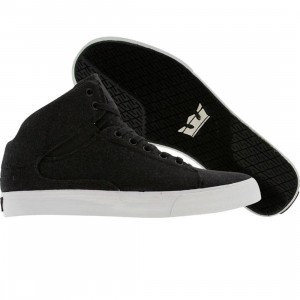 Supra TK Society Mid (charcoal wool suit)