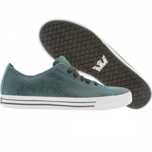 Supra Thunder Low (blue / black crackle)