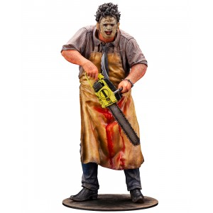 PREORDER - Kotobukiya ARTFX The Texas Chainsaw Massacre 1974 Leatherface Statue (yellow)