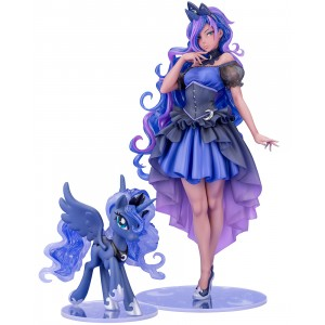 PREORDER - Kotobukiya My Little Pony Princess Luna Bishoujo Statue (purple)