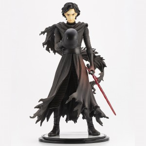 PREORDER - Kotobukiya ARTFX Artist Series Star Wars The Force Awakens Kylo Ren Cloaked In Shadows Statue (black)