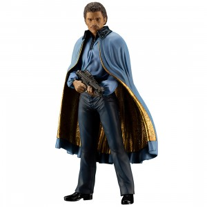 PREORDER - Kotobukiya ARTFX+ Star Wars Lando Calrissian The Empire Strikes Back Ver. Statue (blue)