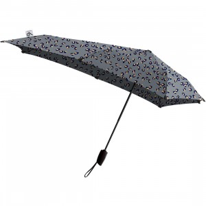 SENZ Automatic Umbrella (silver / leopard)