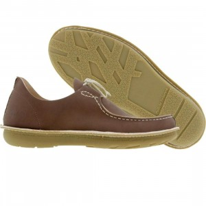 Timberland Pozu Moc Toe Oxford (brown fullgrain)