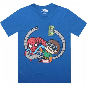 Tokidoki x Marvel Spidey Brawl Tee (blue)