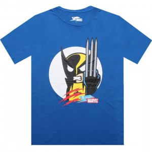 Tokidoki x Marvel Claw Tee (blue)