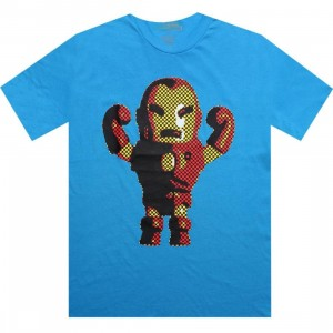 Tokidoki x Marvel Ironclad Tee (blue)