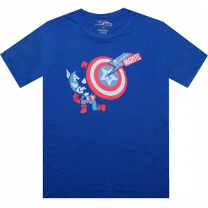Tokidoki x Marvel Air Strike Tee (blue)