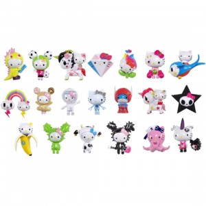 Tokidoki x Hello Kitty Frenzies - 1 Blind Box (1 Blind Box)