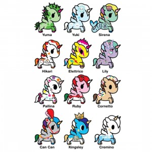 Tokidoki Unicorno Series 4 - 1 Blind Box