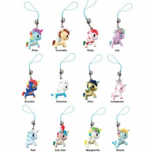 Tokidoki Unicorno Frenzies Series 2 - 1 Blind Box