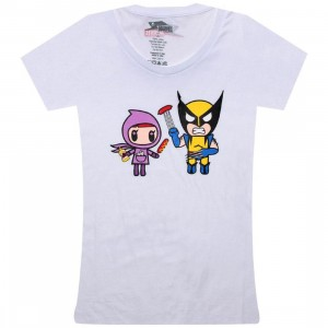 Tokidoki x Marvel Womens Grilled Tee (white)
