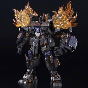 PREORDER - Flame Toys Kuro Kara Kuri Transformers The Fallen Figure (black)
