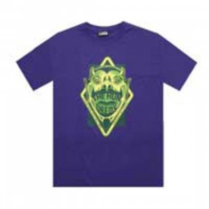 The Hundreds Devil Tee (purple)