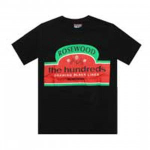 The Hundreds Flowers Tee (black)
