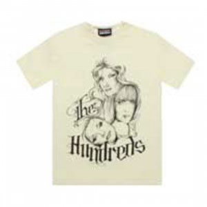 The Hundreds Tres Tee (cream)