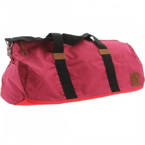 The Hundreds Evacuate Duffel Bag (red)