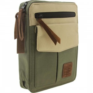 The Hundreds Grasp Organizer Case (olive)