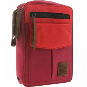 The Hundreds Grasp Organizer Case (red)