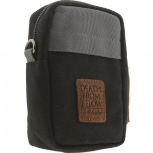 The Hundreds Shutter Camera Bag (black)