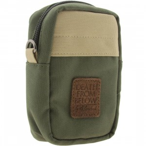 The Hundreds Shutter Camera Bag (olive)