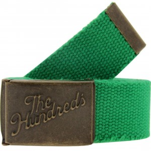 The Hundreds Sneak Scout Belt (green)