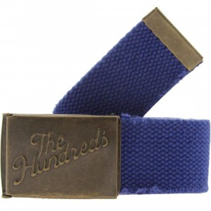 The Hundreds Sneak Scout Belt (blue)