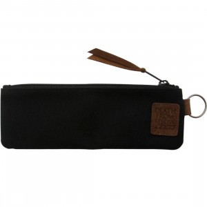The Hundreds Ration Pencil Case (black)