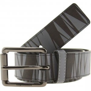 The Hundreds Jags Belt (black / charcoal)