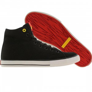The Hundreds Valenzuela High (black)