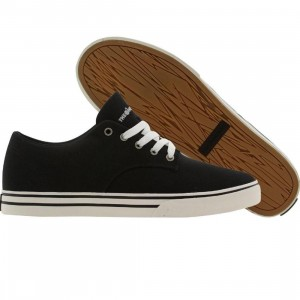 The Hundreds Johnson Low - Canvas (black)