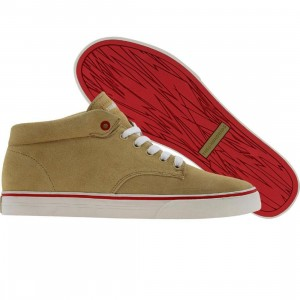 The Hundreds Johnson Mid (khaki)