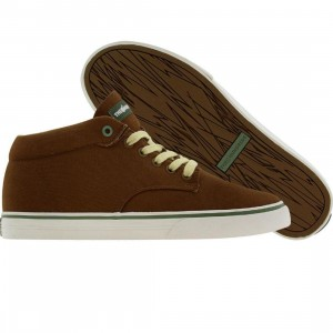 The Hundreds Johnson Mid (brown)