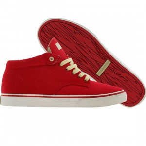 The Hundreds Johnson Mid (red)