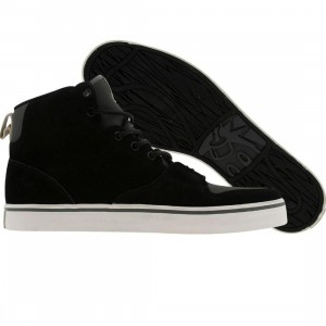 The Hundreds Riley High (black)