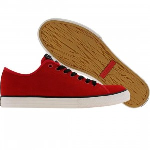 The Hundreds Valenzuela Low (red)