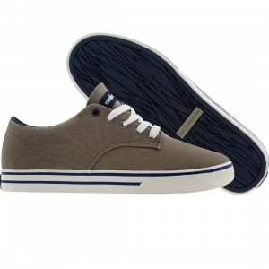 The Hundreds Johnson Low (grey clay)