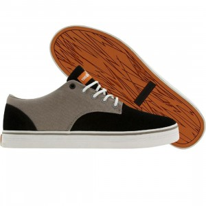 The Hundreds Johnson Low (black / grey)