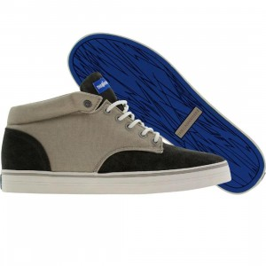 The Hundreds Johnson Mid (charcoal / light grey)