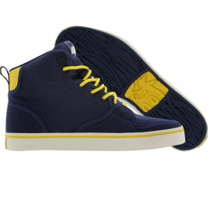 The Hundreds Riley High (navy)