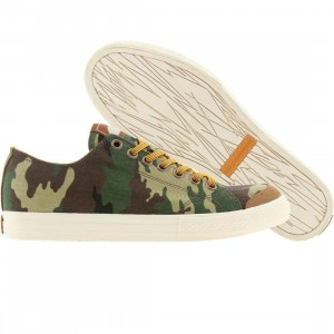 The Hundreds Men Valenzuela Low (camo)
